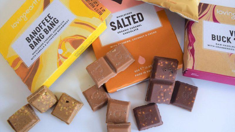 Sund chokolade? LovingEarth chokolade Mad