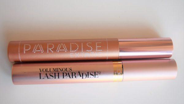 L'Oreal Lash Extatic - samme som Lash Paradise? Skønhed