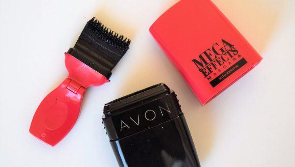 Mærkeligste mascara: Avon Mega Effects Skønhed