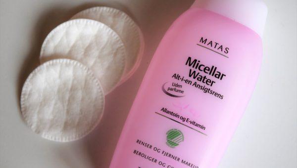 Matas Micellar Water Alt-i-en Ansigtsrens Skønhed