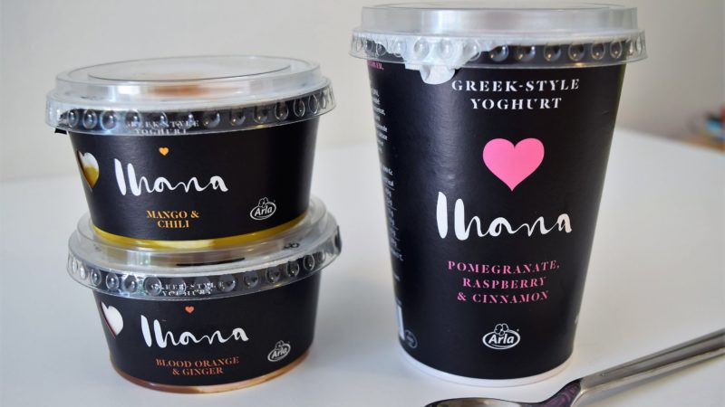 Ihana Greek-style Yoghurt af Arla Mad